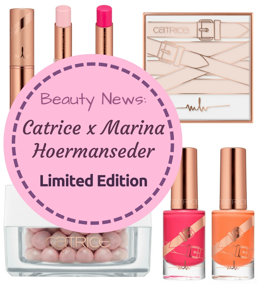 Catrice X Marina Hoermanseder Limited Edition – Beauty News
