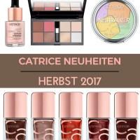 Catrice Neuheiten Herbst 2017 - Preview der Sortimentsumstellung!