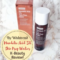 [ENG] By Wishtrend Mandelic Acid 5% Skin Prep Water