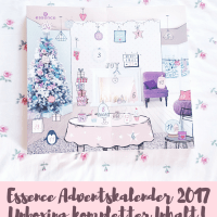 Essence Adventskalender 2017 - Unboxing KOMPLETTER Inhalt!