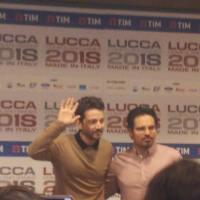Narcos Messico: la conferenza stampa a Lucca Comics & Games