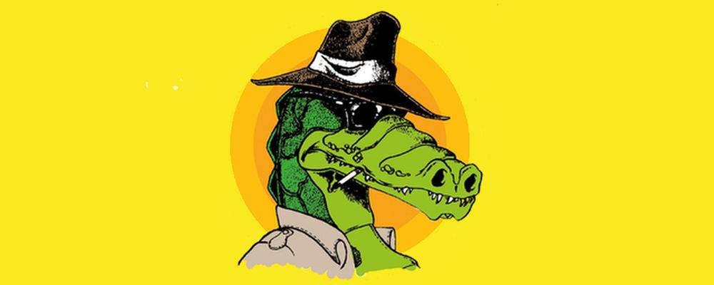 Alligatore il suo nome e Marco Buratti