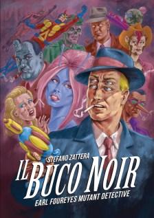 Il Buco Noir di Stefano Zattera, copertina