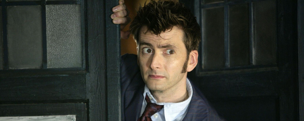 Doctor Who, un Dottore per guarire i mali dell'Universo - Parte 2 di 3 - David Tennant