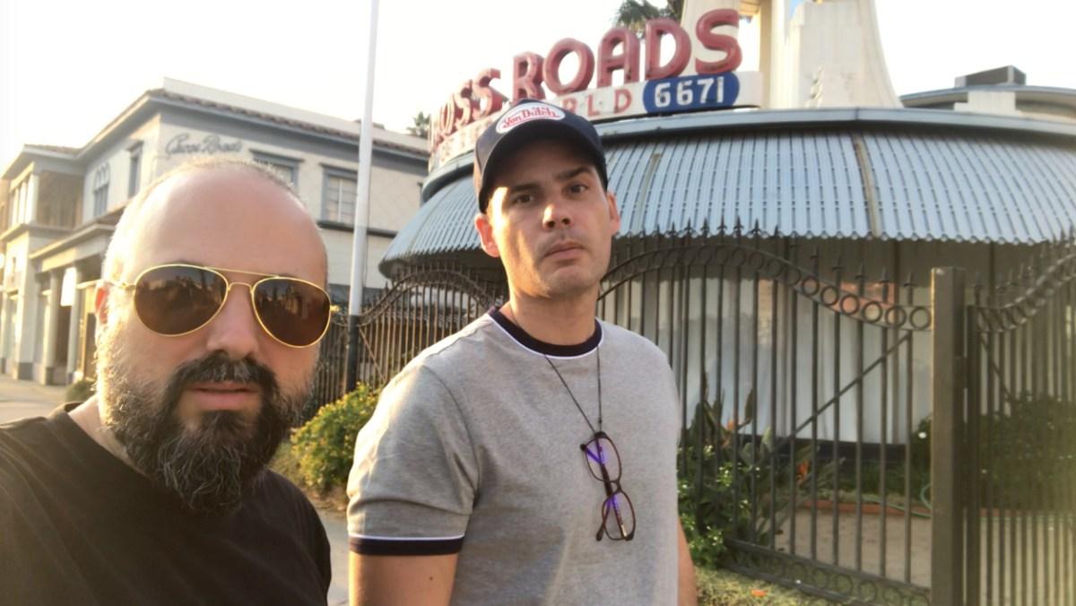 Giacomo Brunoro e Jacopo Pezzan, crossroads of the universe, Los Angeles