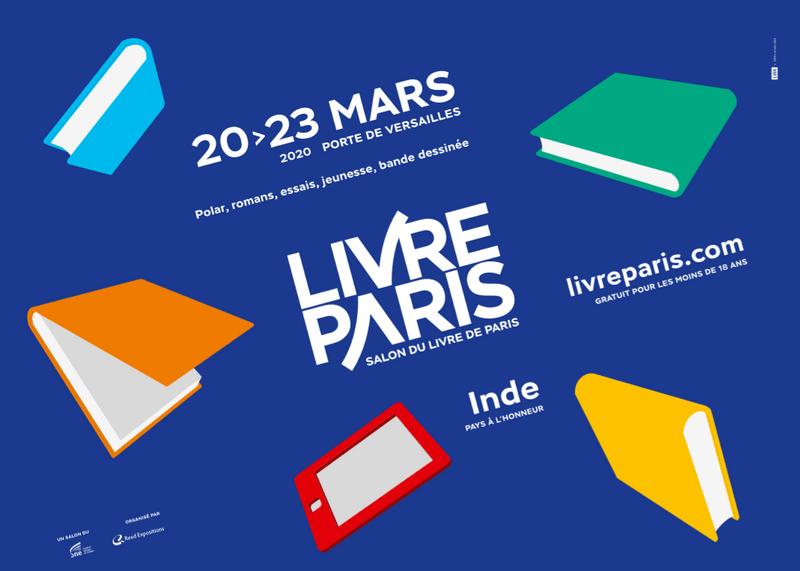 Cancellato il Salone del Libro di Parigi 2020