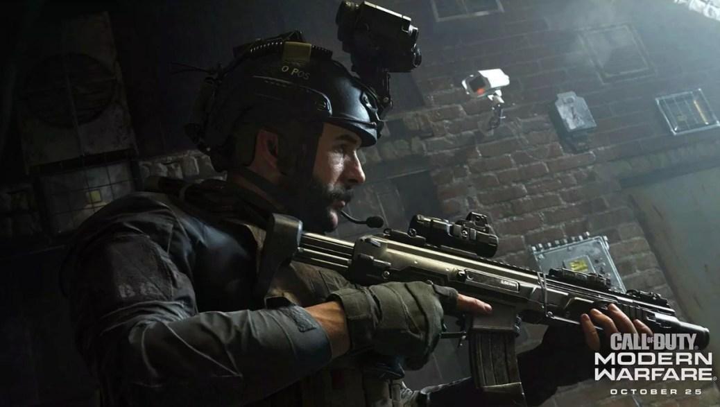 Call Of Duty Modern Warfare a Lucca Comics 2019