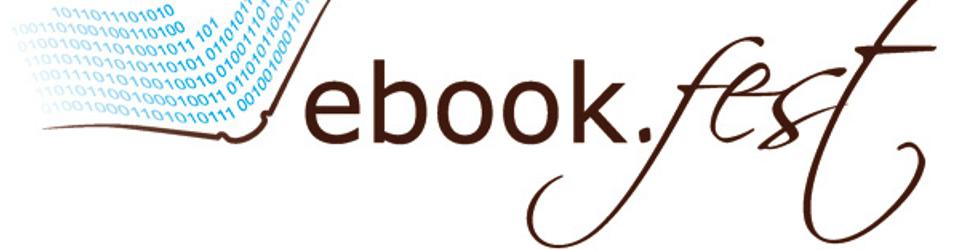 eBookFest 2012, appuntamento a Sanremo dal 25 al 27 ottobre, all'interno del centro congressi Palafiori.