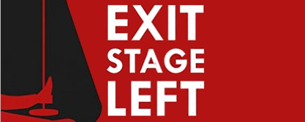 Exit Stage Left by Adam Croft, review by Marco Piva
