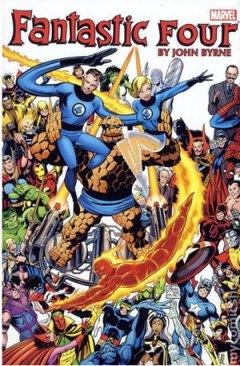 Fantastici Quattro di John Byrne vol. 1 - Marvel Omnibus