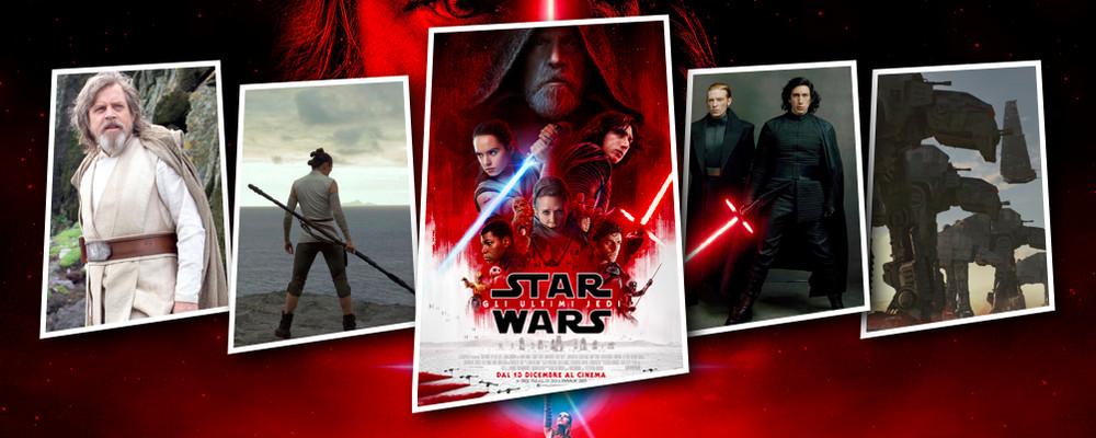 Star Wars: Gli ultimi Jedi, la recensione