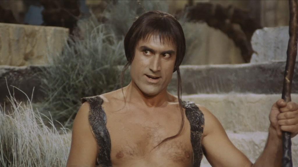 C'era una volta il cinema trash italiano, Lando Buzzanca