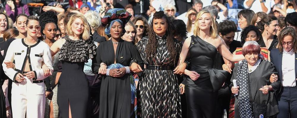 Marcia delle donne, Cannes