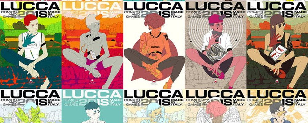 Poster Lucca Comics & Games 2018