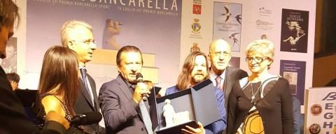 Premio Bancarella 2017, trionfa il nostro Matteo Strukul!