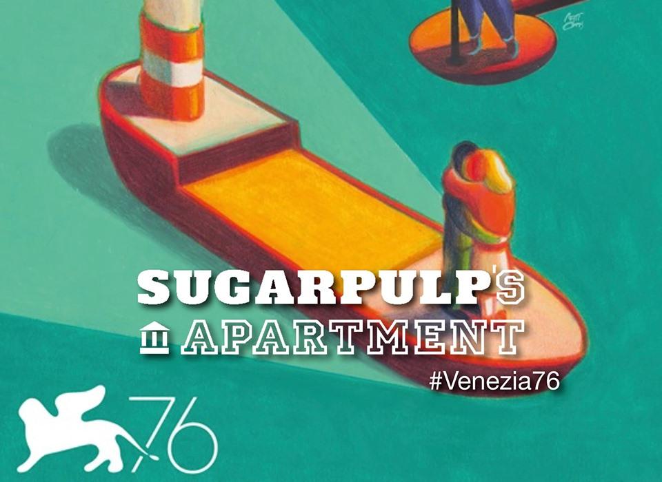 Sugarpulp's Apartment a Venezia76