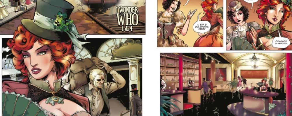 The Steams, un fumetto steampunk