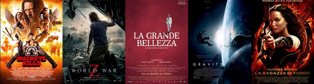 I 10 film più belli del 2013 per noi di Sugarpulp