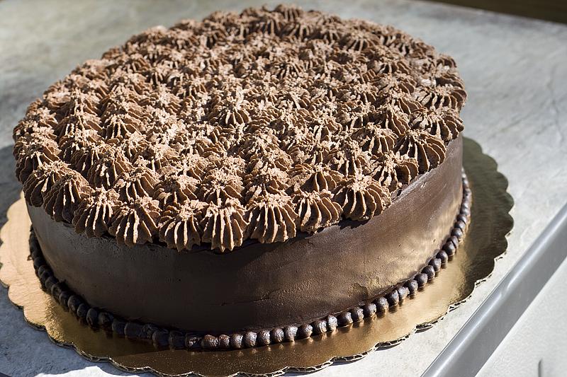 Birthday cake for a *very* lucky boy