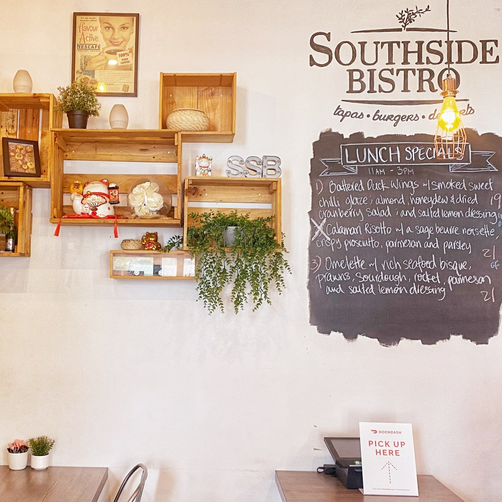 Shop Front Southside Bistro