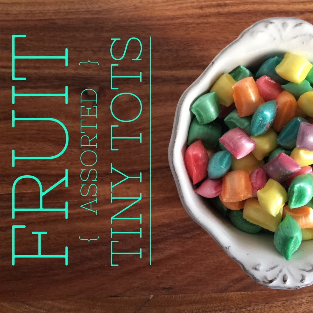 Fruit Assorted Tiny Tots