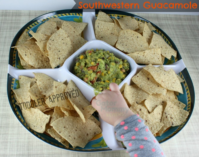 Southwestern Guacamole by Gator Mommy Reviews