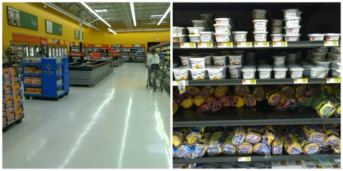shopping, walmart, dairy aisle, cream cheese, #shop, #cbias