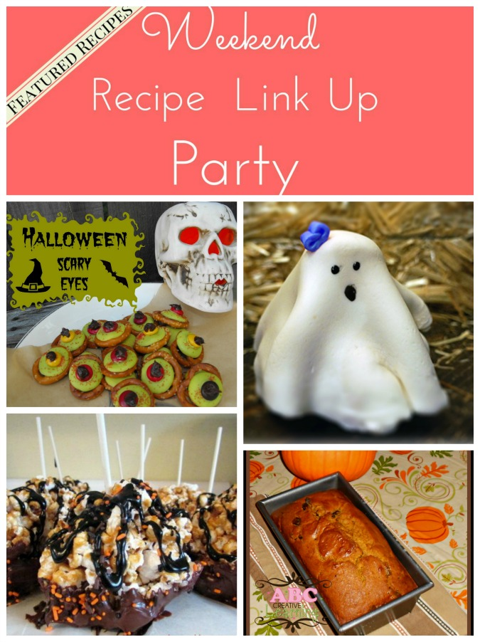 Weekend Recipe Link Up Party featured recipes 30