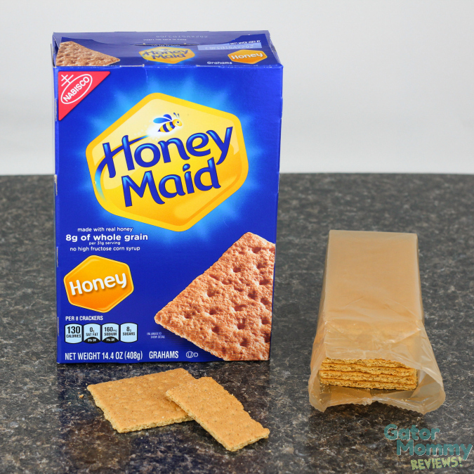 Honey Maid Graham Crackers #PBandG #ad #cbias