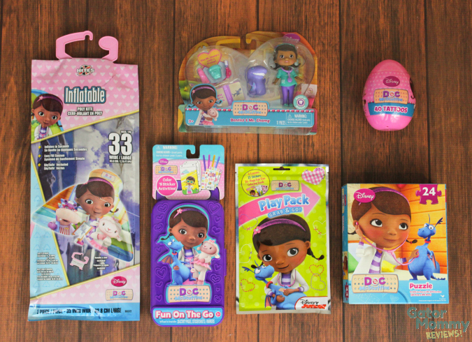 Doc McStuffins Easter Basket Ideas