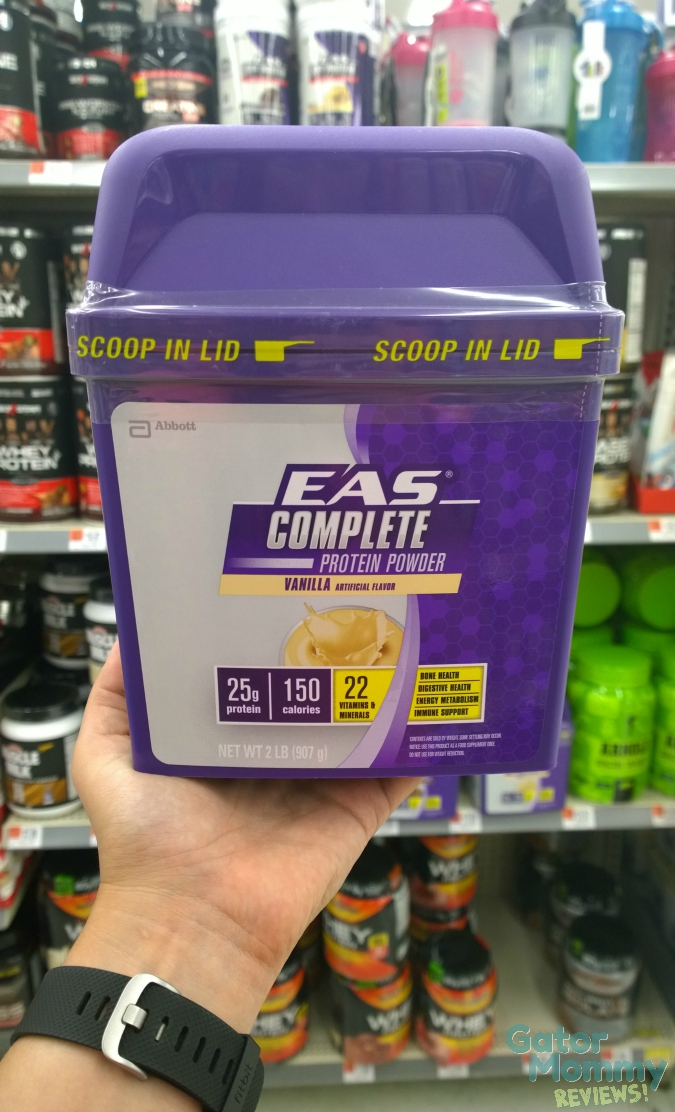 EAS Complete Protein Powder at Walmart