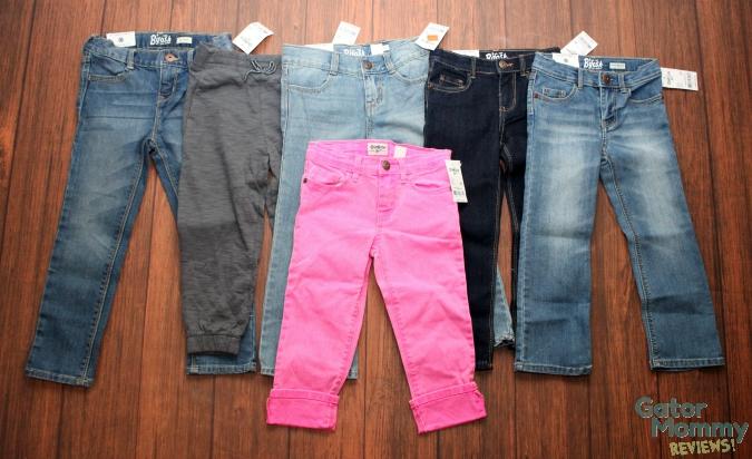 Osh Kosh B'Gosh jeans