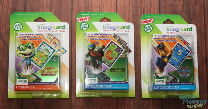 Leapfrog Imagicards