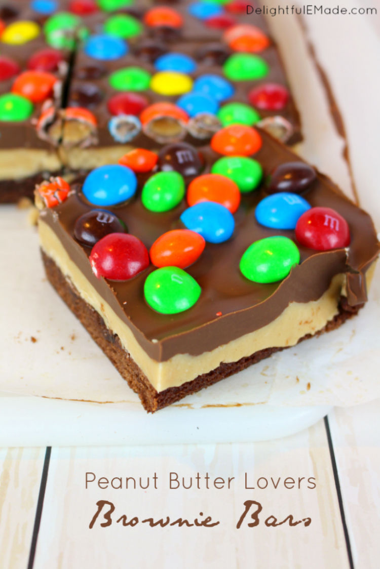 Peanut-Butter-Lovers-Brownie-Bars