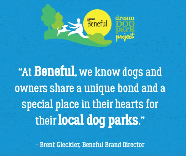 beneful dog park project