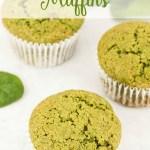 Green Smoothie Muffins
