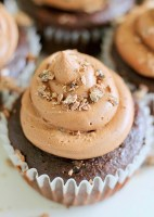milka cupcake