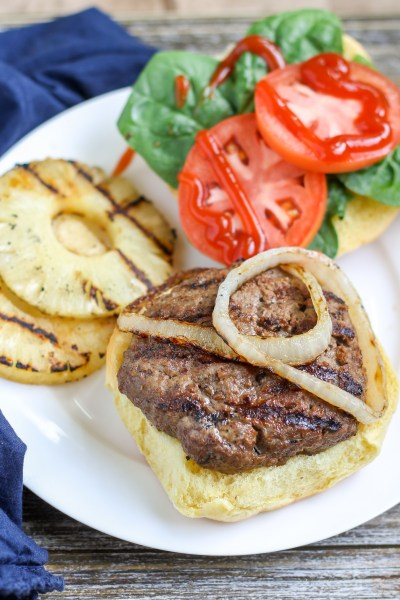 Homemade Hamburgers. These delicious patties take less than ten minutes to put together, and taste a thousand times better than the frozen ones. You will never buy pre-made hamburger patties again.