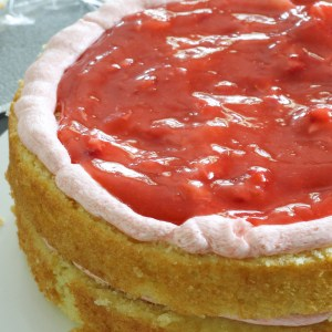 stawberry filling