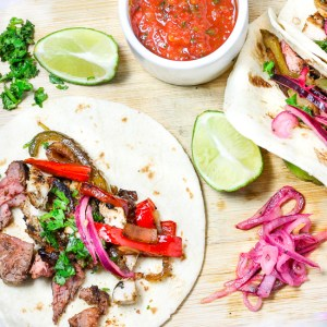 cilantro lime tacos