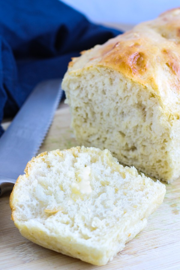 North Carolina Sourdough Bread. Soft, amazing bread that is perfect as an appetizer, side dish, or for sandwiches. Fills your home with the warm aroma of delicious, homemade bread!