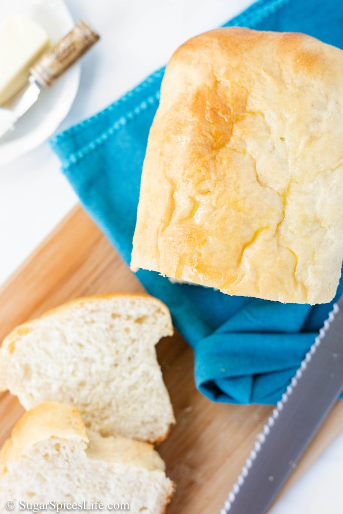 North Carolina Sourdough Bread. Soft, scrumptious bread that is perfect as an appetizer, side dish, or to use for sandwiches. Fill your house with the warm aroma of delicious, homemade bread!