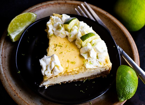 Instant Pot Key Lime Pie