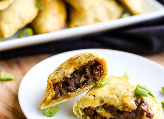 Jamaican Beef Patties