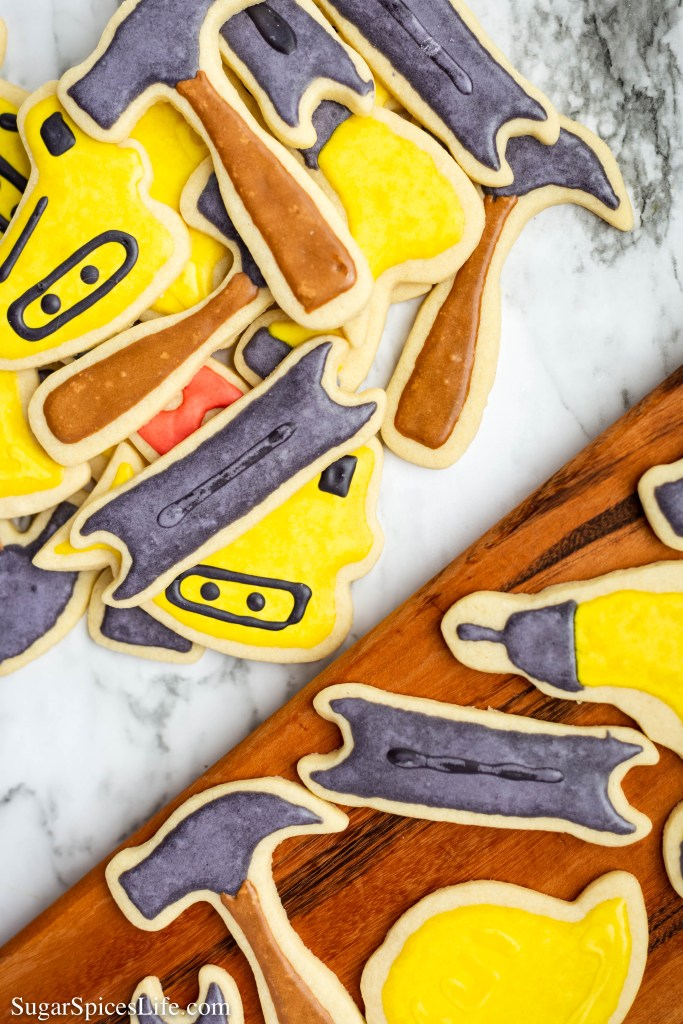 Easy Cutout Sugar Cookies. Sweet and lightly crunch sugar cookies that hold their shape beautifully for cutout cookies! Easy and delicious!