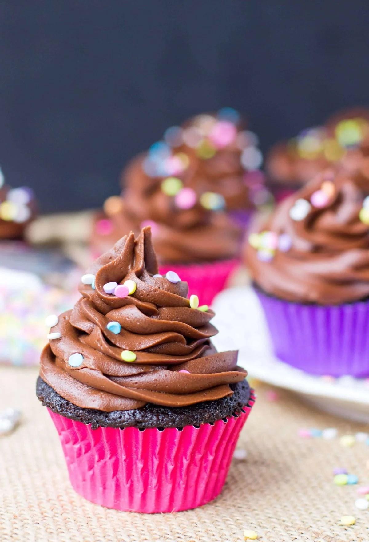 Simple Cupcake Recipe