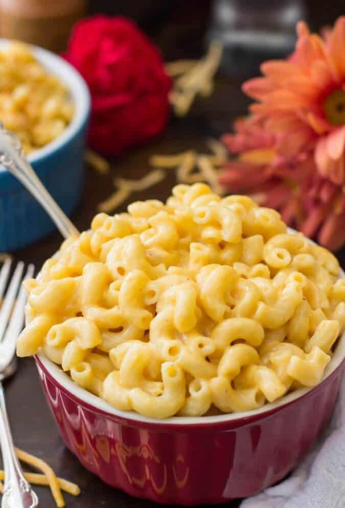 easy macaroni cheese no flour no roux