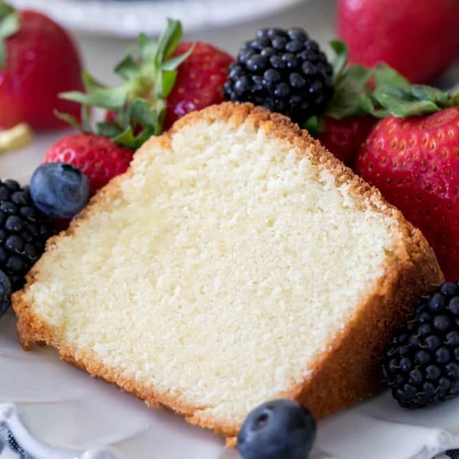 The Best Pound Cake Recipe With Video Sugar Spun Run