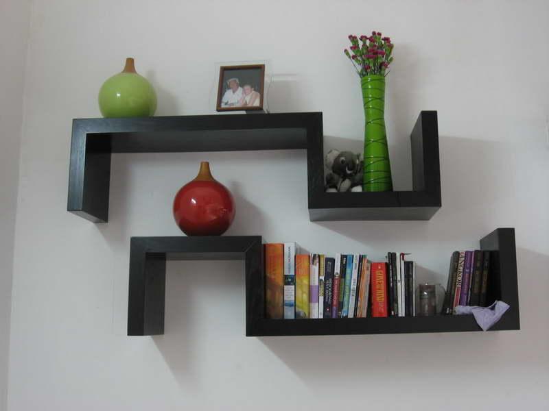Modern Bed Frames And Wall Shelves SugarTheCarpenter