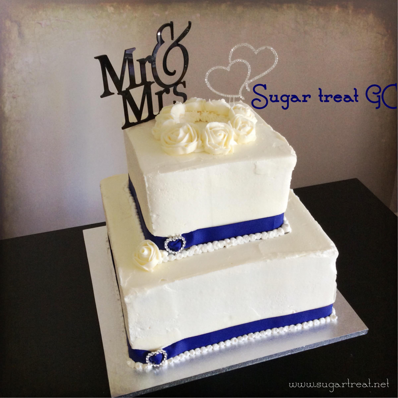 The Wedding Cake Challenge Sugar Treat Home